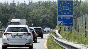 транспорт на коли от Австрия